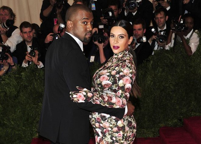 Kim Kardashian será mamá de una niña