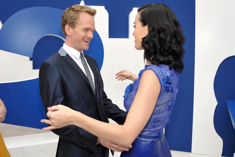 gtres u233081 056. Neil Patrick Harris y Katy Perry