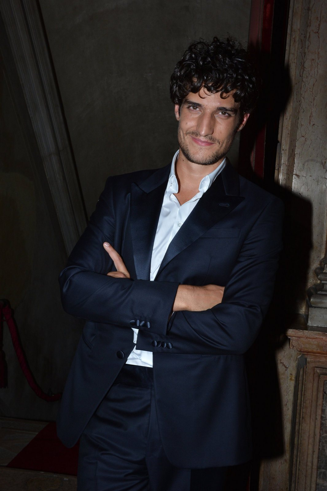 gtres u235569 026. El actor  Louis Garrel