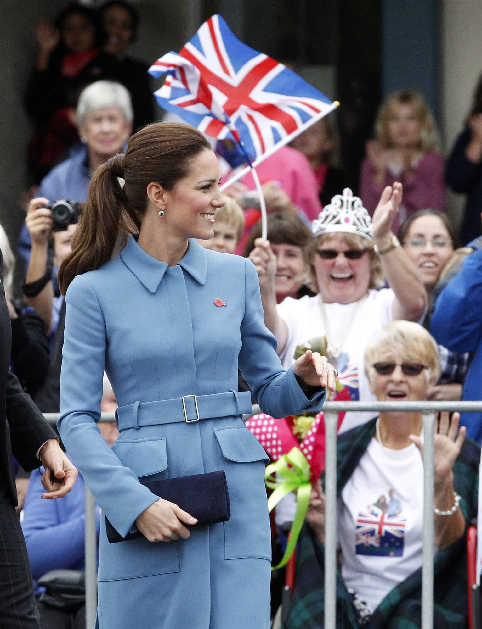 El look de Kate Middleton. no title