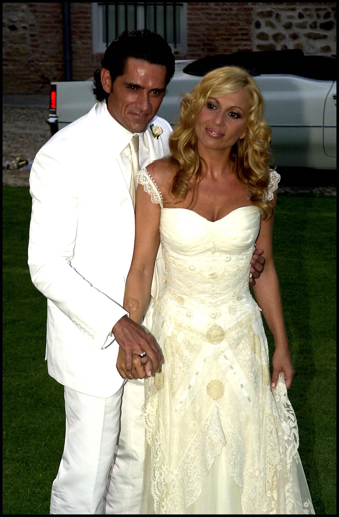 Vestido de novia clara lago