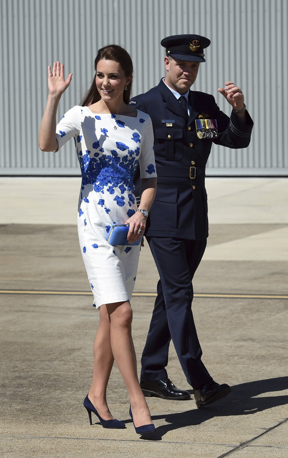 Kate Middleton Australia. no title