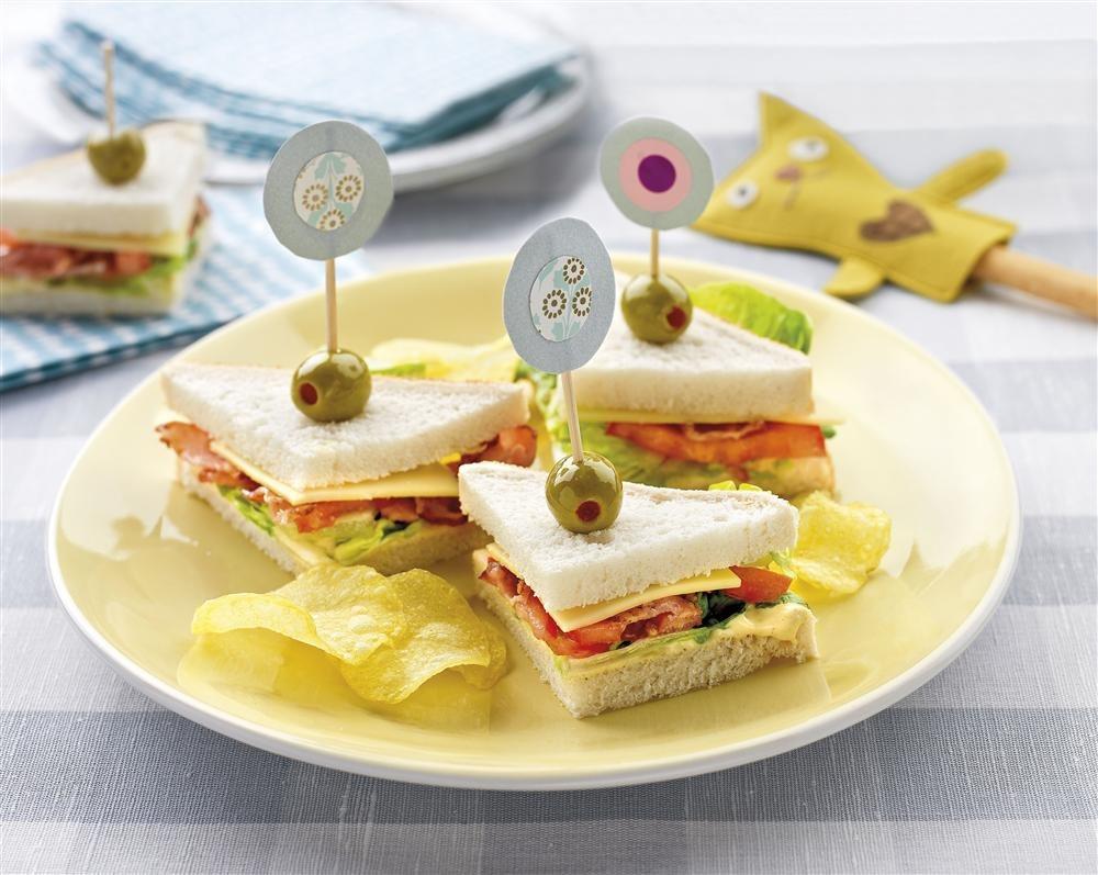 Xito seguro ideas para una comida familar que guste a grandes y peque os - Los mejores aperitivos ...