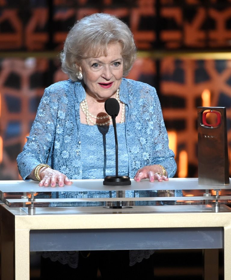 betty white. Betty White, leyenda de la televisión
