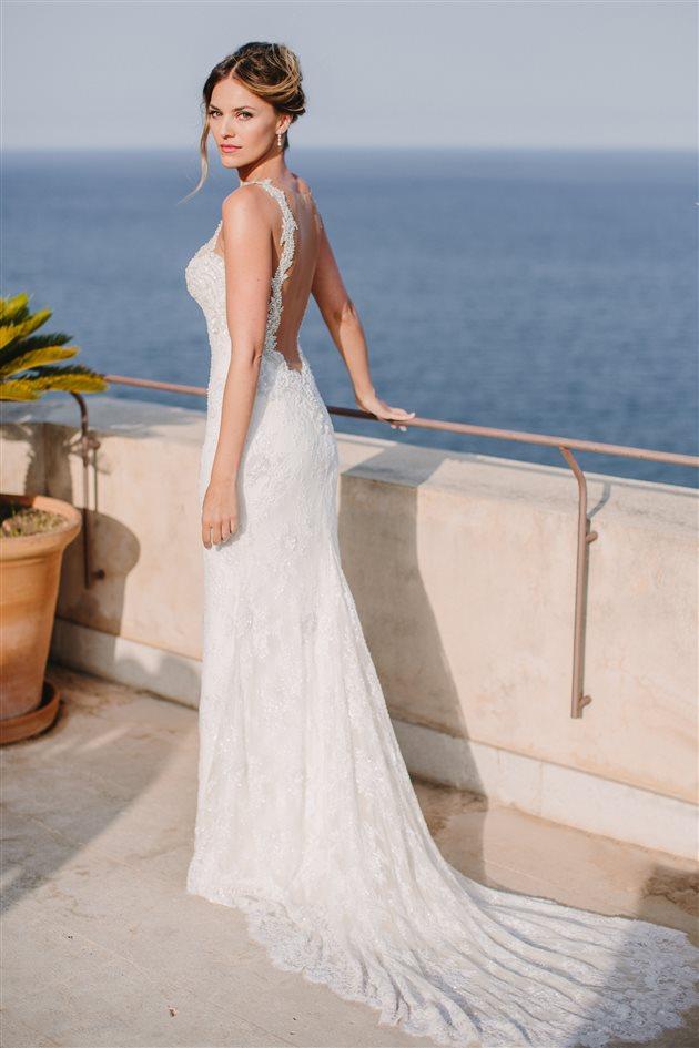 Las fotos más románticas de la boda de Helen Lindes y Rudy Fernández