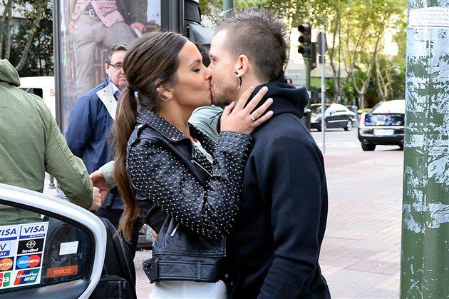 snapchat strippers beso negro cerca de Madrid