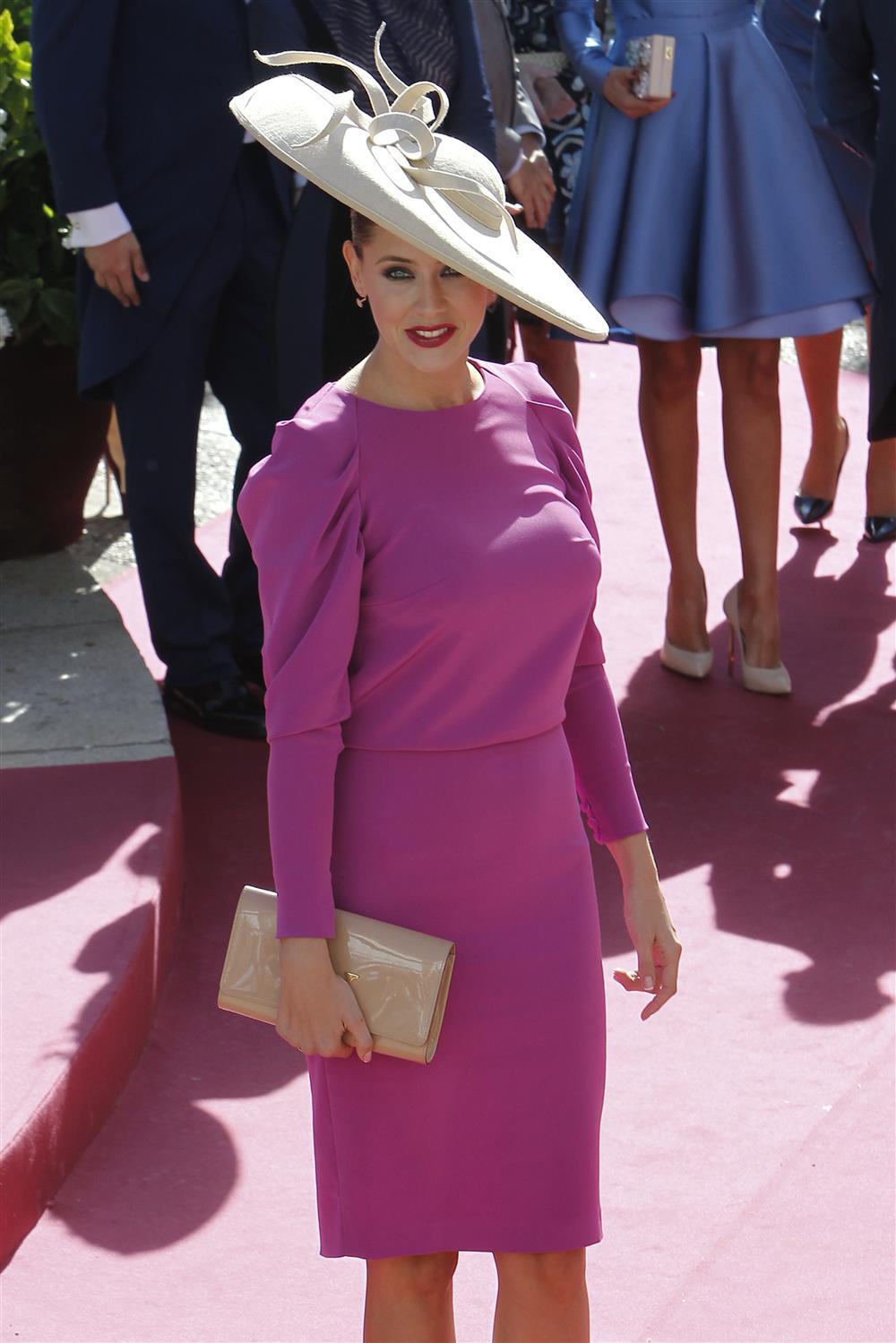 Los looks de los invitados a la boda de Eva González y Cayetano Rivera
