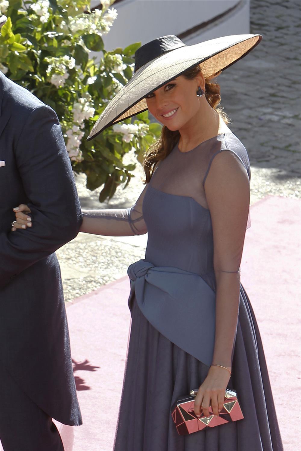 Vestidos cortos de boda famosas
