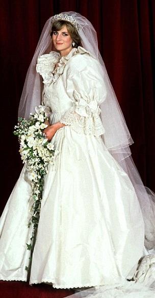 Los vestidos de boda