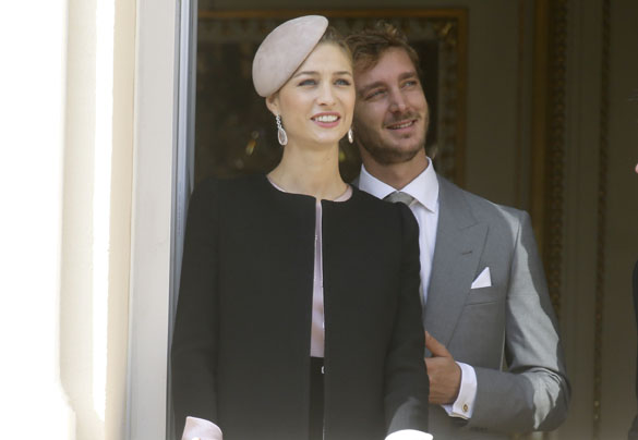 Beatrice Borromeo y Pierre Casiraghi ¿embarazados?