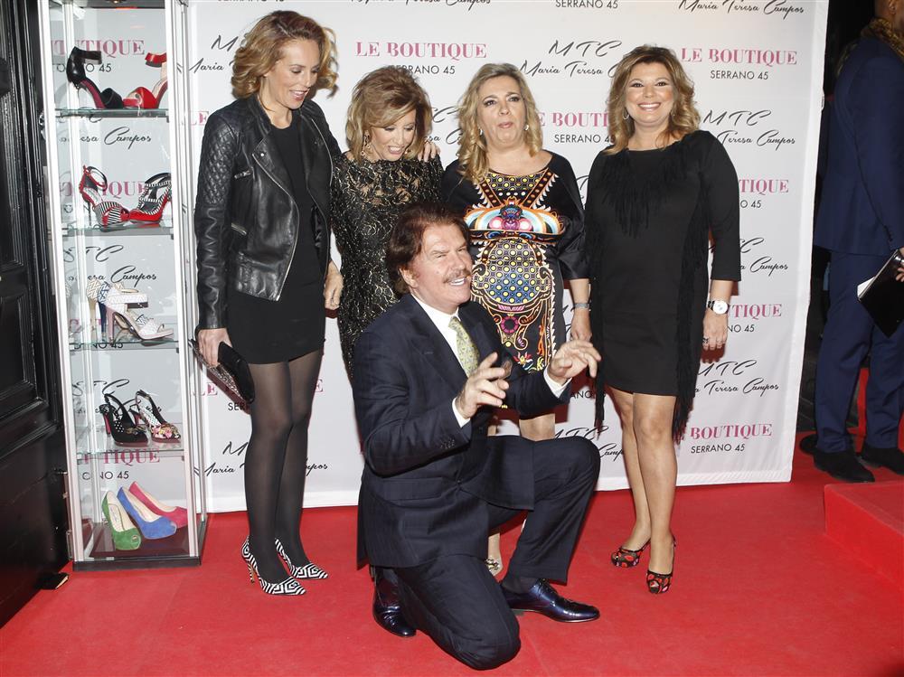 Zapatos Presenta Su Colección Rodeada Teresa De María Campos TlJ31KcF