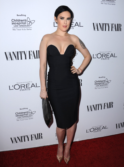 Rummer Willis. Rumer Willis