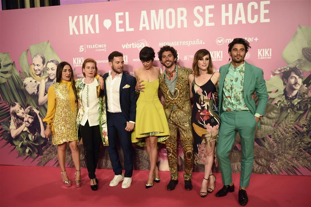 Los Famosos Revelan Sus Secretos Sexuales En El Estreno De Kiki El