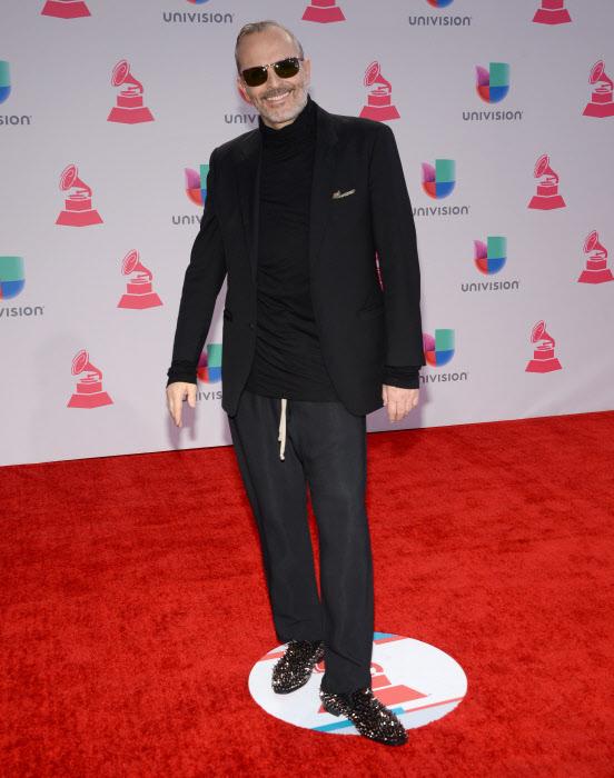 Noviembre 2015. Latin Grammy. Latin Grammy Awards