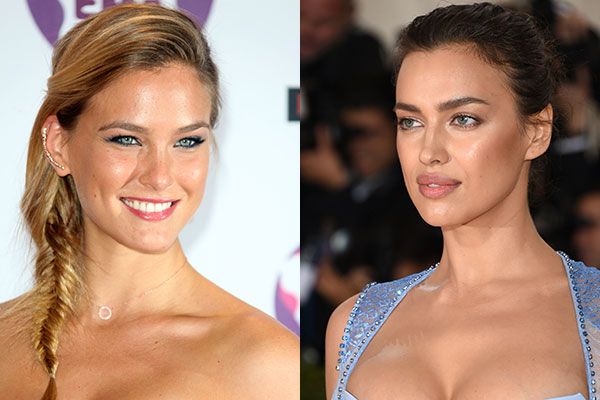 Bar Refaeli vs. Irina Shayk