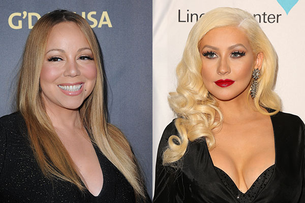 Christina Aguilera vs. Mariah Carey