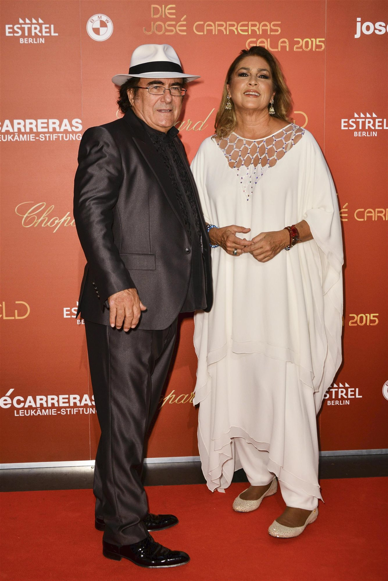 Romina Power y Al Bano