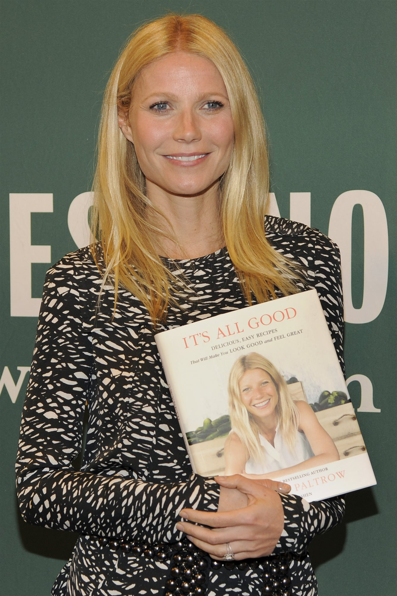 Gwyneth Paltrow: 'My father's daughter'