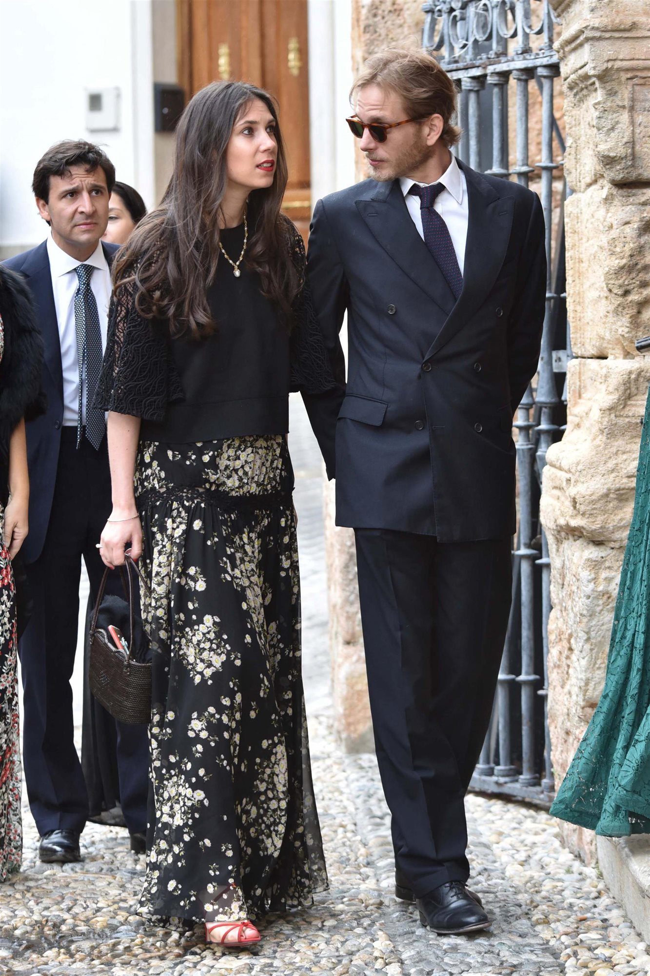 Andrea casiraghi tatiana santo domingo Likely