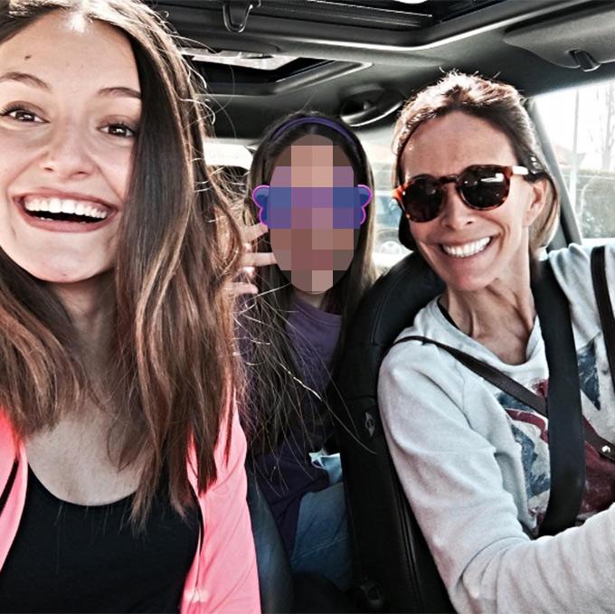 Así Es Andrea Molina La Hija De Micky Molina Y Lydia Bosch