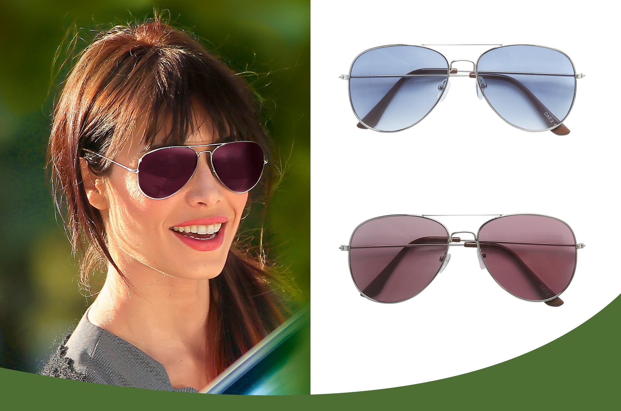 17a6e03633 Consigue las gafas de sol de las famosas con Lecturas