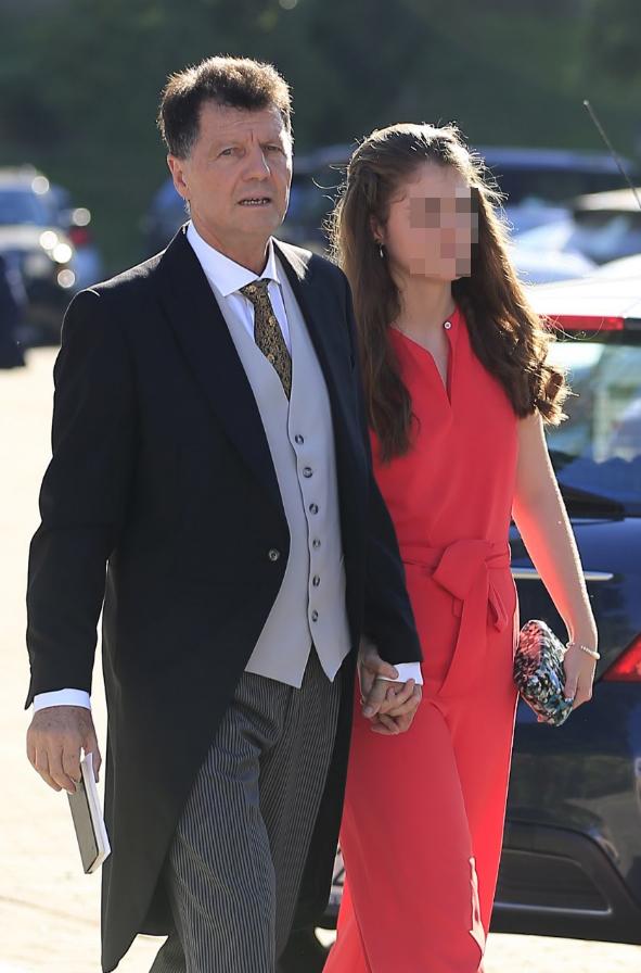 Invitados VIP en la boda del hijo de Ana Rosa Quintana