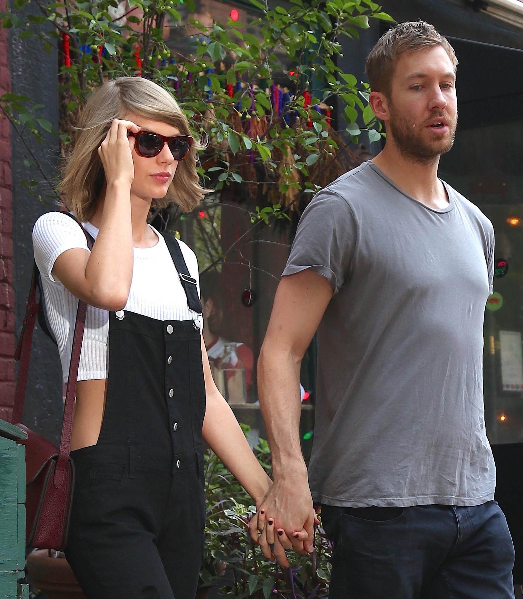 Ellie Goulding and Calvin Harris  Dating Gossip News