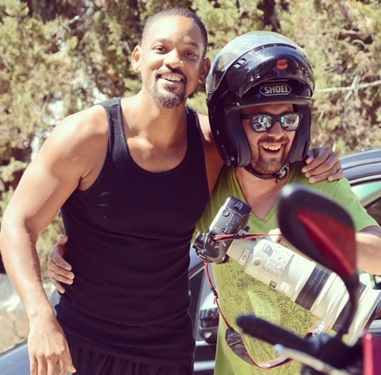 Encuentro con Will Smith