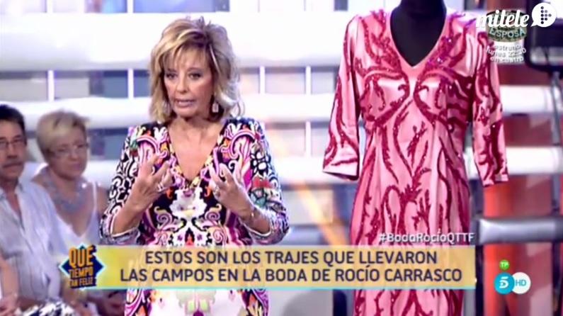 855438045 La boda de Rocío y Fidel contada por las Campos
