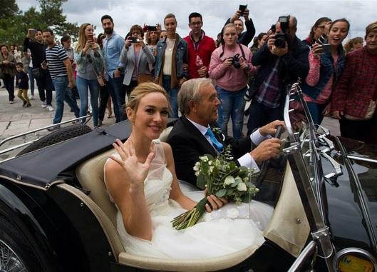 349d3f90d Todos los detalles de la boda de Marta Hazas y Javier Veiga