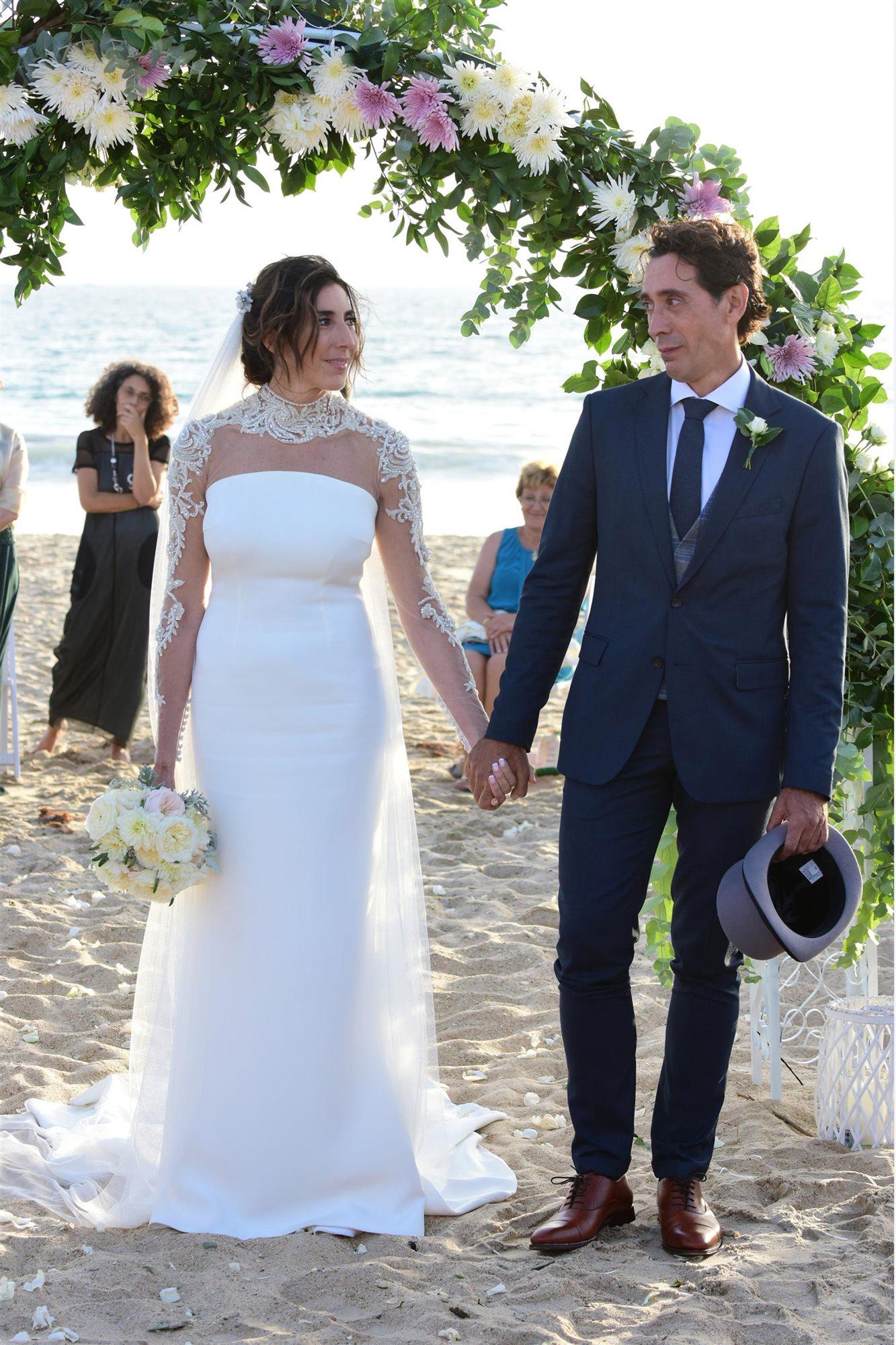 Vestidos madrina boda alejandro miguel