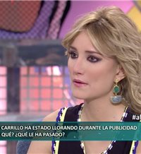 "Alba Carrillo: ""Pregunté a Feli si era gay por su inapetencia sexual"""