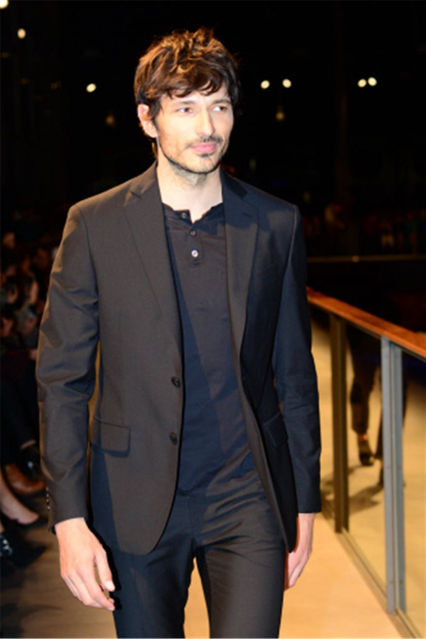 Andrés Velencoso actor en B&b