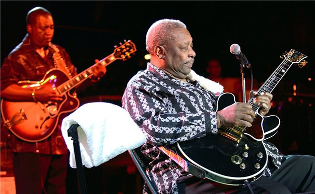 Muere B.B. King, el alma del 'blues'