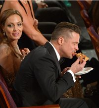 Las 'celebrities' se entregan a la 'fast food'