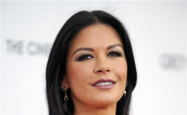 Catherine Zeta Jones ha vuelto a casa