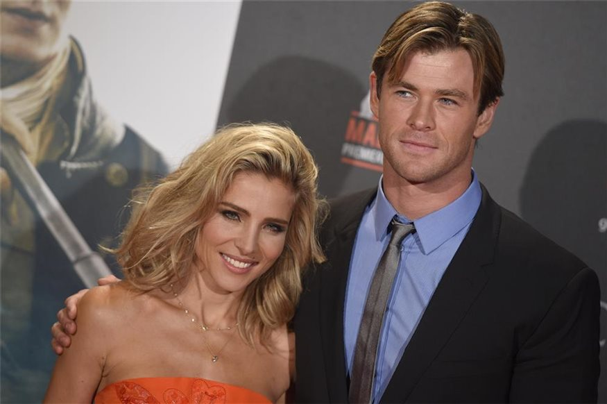 Chris Hemsworth y Elsa Pataky visitan Madrid