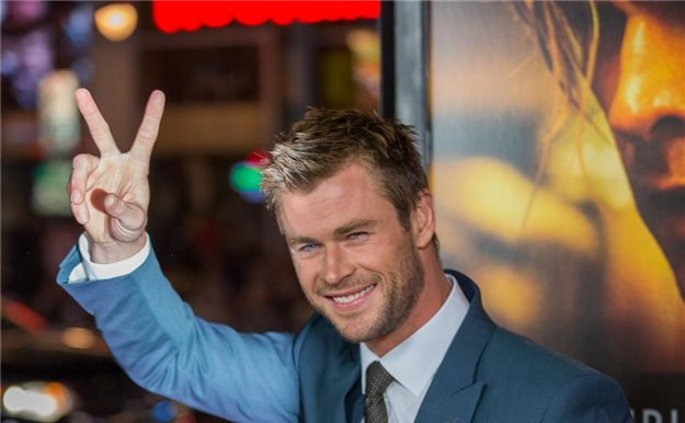 ¿Qué impresionante proeza ha logrado Chris Hemsworth?