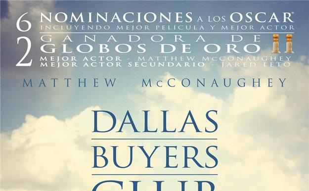 Matthew McConaughey estrena hoy 'Dallas Buyers Club'
