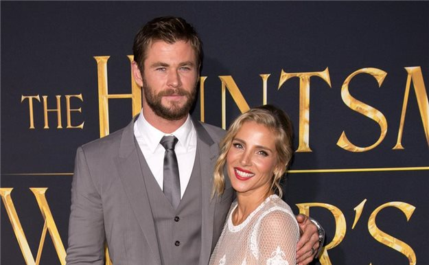 Elsa Pataky y Chris Hemsworth, los más acaramelados de Hollywood