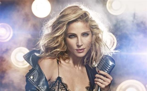 Elsa Pataky, lencería y rock and roll para seducir