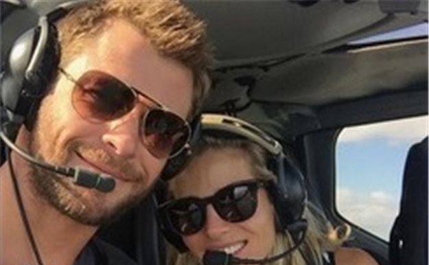 Elsa Pataky y Chris Hemsworth 'turistean' por Australia
