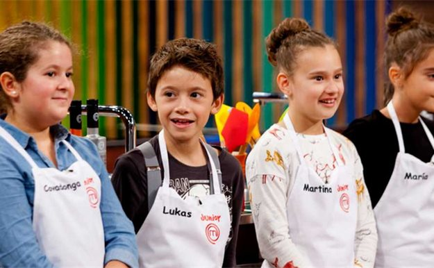 'MasterChef Junior 3' escoge a sus 4 finalistas