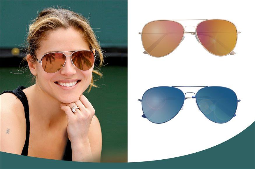 nuevo autentico venta caliente online mejor Hazte con las gafas de sol 'Aviador Race' solo en Lecturas!