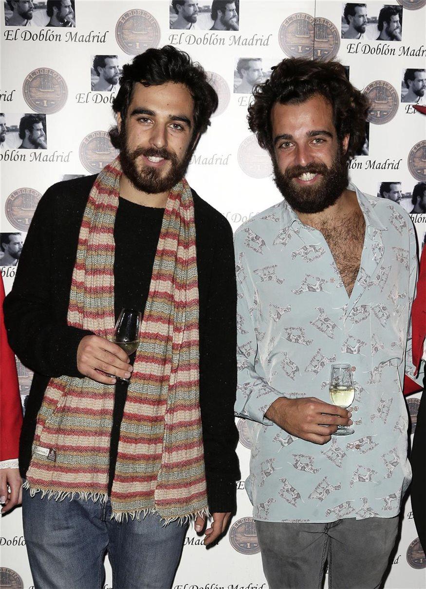 Marcos y Jaime, hijos de José Manuel Soto, debutan en Madrid