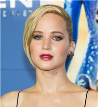 Jennifer Lawrence, espectacular en el estreno de 'X-Men'
