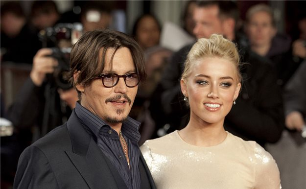 ¡Johnny Depp ya se ha casado con Amber Heard!