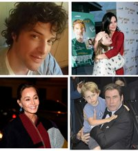 Jordi Cruz, Courtney Cox, Isabel Preysler, John Travolta...