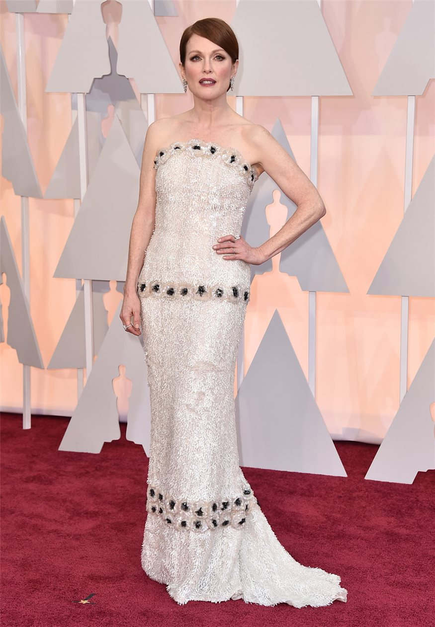 Julianne Moore, de Chanel