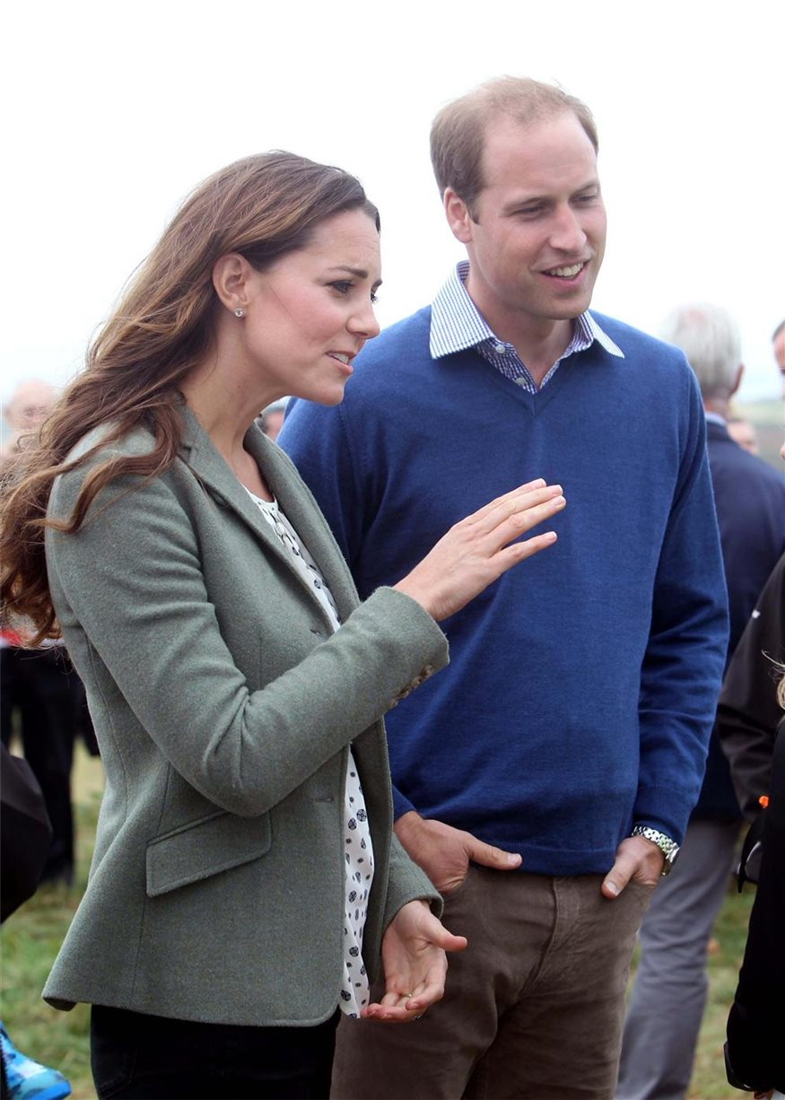 Kate Middleton y Guillermo